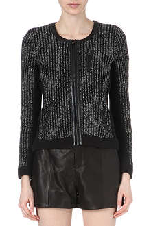 RAG & BONE Paula knitted jacket