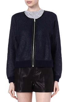 RAG & BONE Angelica knitted jacket