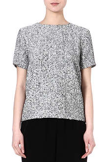 RAG & BONE Oda wool-blend top
