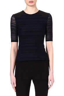 RAG & BONE Basha knitted top