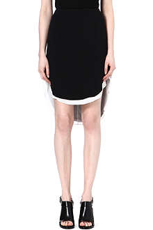 RAG & BONE Ashlee crepe skirt