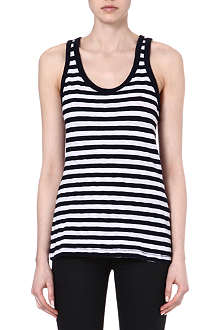 RAG & BONE Classic striped vest