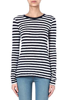 RAG & BONE Long-sleeve stripe top