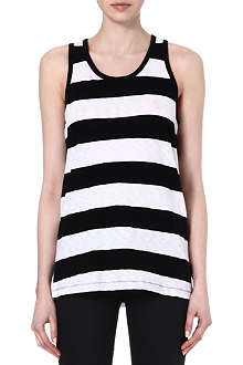 RAG & BONE Striped cotton vest