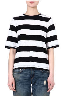 RAG & BONE Carey striped t-shirt