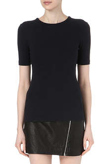 RAG & BONE Dakota ribbed knit top