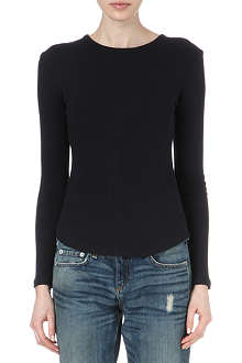 RAG & BONE Dakota long-sleeved top