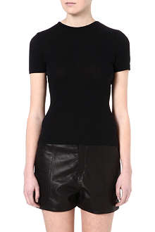 RAG & BONE Slash jersey t-shirt
