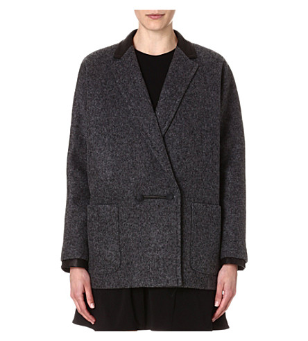 RAG & BONE Primrose coat (Grey