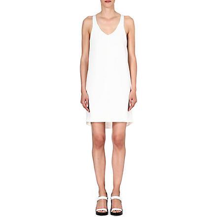 RAG & BONE Chieftan crepe dress (White