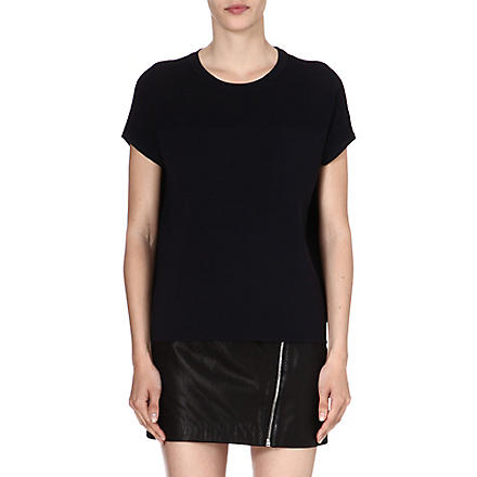 RAG & BONE Nicola jersey t-shirt (Midnight