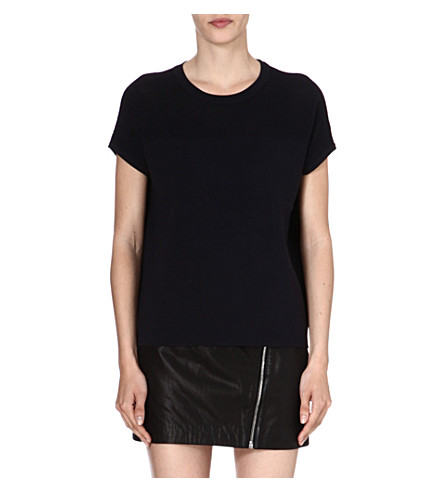 RAG & BONE Nicola jersey t-shirt (Midnight