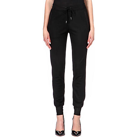 RAG & BONE Lena jersey trousers (Black