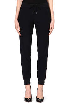 RAG & BONE Lee jersey jogging bottoms
