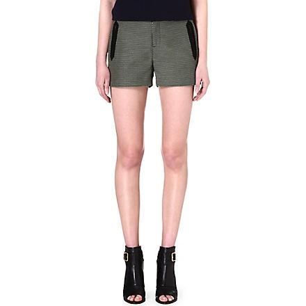 RAG & BONE Tatiana jacquard shorts (Limelight
