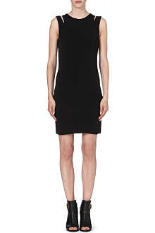RAG & BONE Vela crepe-jersey dress