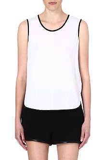 RAG & BONE Rose jersey top