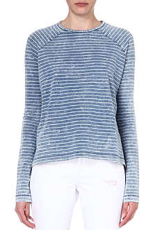 RAG & BONE Camden long-sleeved top