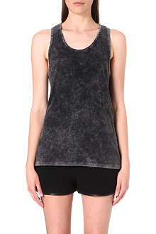 RAG & BONE Scoop-neck jersey vest
