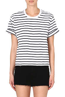 RAG & BONE Boy striped t-shirt