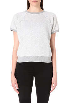 RAG & BONE Rocky short-sleeved sweatshirt