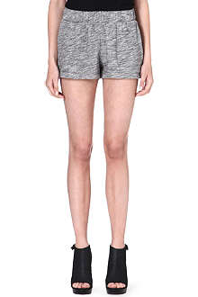 RAG & BONE Textured pyjama shorts