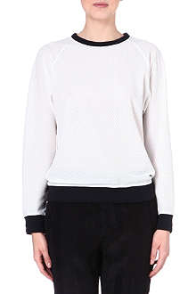RAG & BONE Classic racer knitted jumper