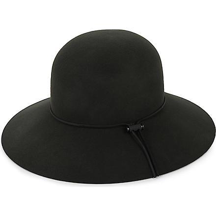 RAG & BONE Dunaway wool hat (Spruce
