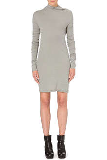 DRKSHDW Bonnie cotton-jersey tunic