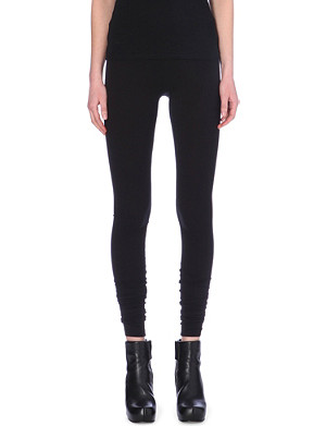 DRKSHDW Jersey leggings
