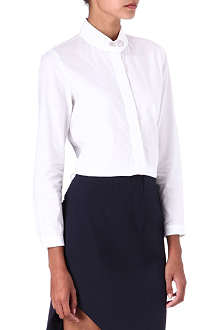 CARVEN Collar-detail shirt