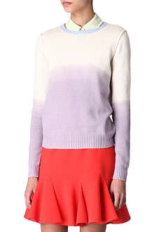 CARVEN Dégradé jumper
