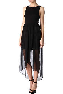 ALICE & OLIVIA Air draped dress