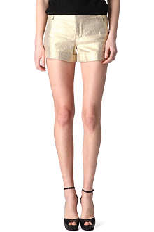 ALICE & OLIVIA Cady cuffed shorts