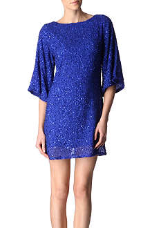 ALICE & OLIVIA Lari embellished dress