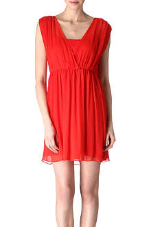 ALICE & OLIVIA Draped dress