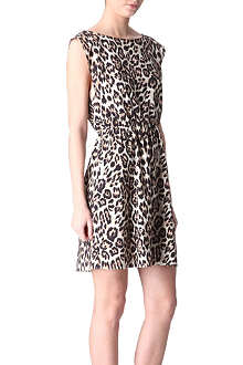 ALICE & OLIVIA Leopard dress