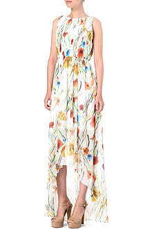 ALICE & OLIVIA Mel open-back dress