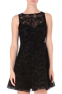 ALICE & OLIVIA Netalia lace dress