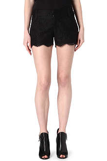ALICE & OLIVIA Lace shorts