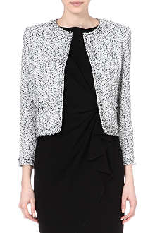 ALICE & OLIVIA Kidman tweed jacket
