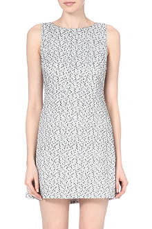 ALICE & OLIVIA Eli tweed dress