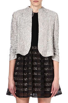 ALICE & OLIVIA Embellished jacket