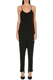 ALICE & OLIVIA Twist back marline jumpsuit