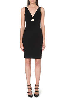 ALICE & OLIVIA Cut-out detail dress