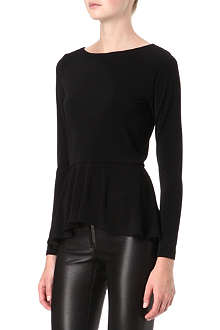 ALICE & OLIVIA Peplum top