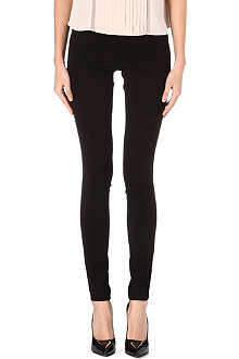 ALICE & OLIVIA Seamed-back leggings