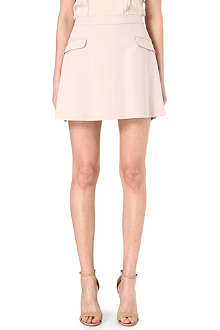 ALICE & OLIVIA A-line mini skirt