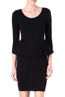 ALICE & OLIVIA Amanda peplum dress