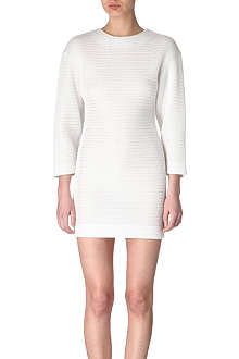 EUDON CHOI Mesh-effect dress